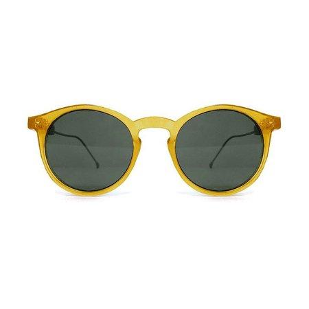 Spitfire Flex Sunglasses - YELLOW