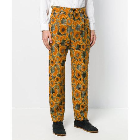 Unisex Henrik Vibskov Dream On Pantalon - Dreamy Orange Jacquard