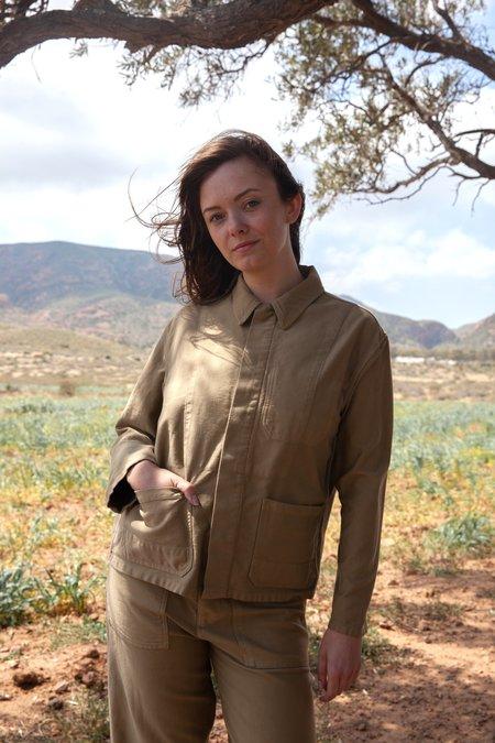 Caron Callahan Krasner Jacket - Khaki
