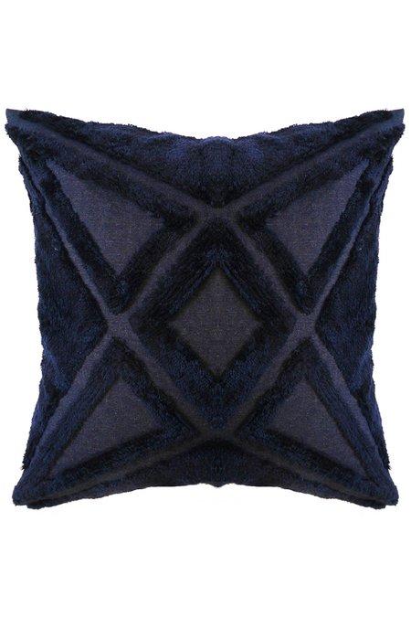 Diego Binetti Ariocarpus Pillow - Denim