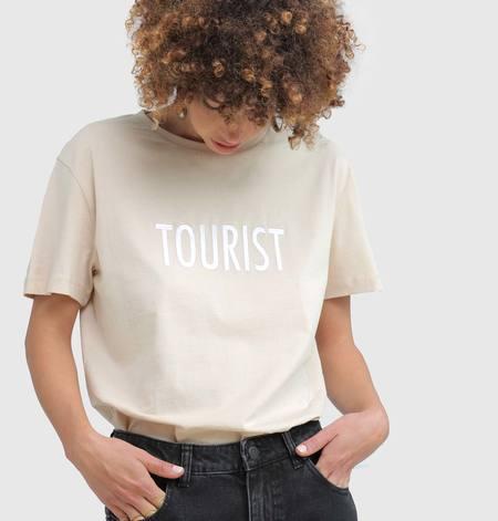 Vender TOURIST TEE - SAND