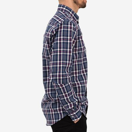 Bon Vivant Gino Long-Sleeve Shirt - Poplin Check