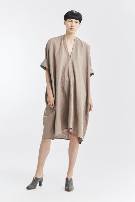Miranda Bennett Linen Muse Dress - Terlingua
