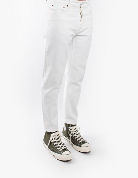 Won Hundred Ben Tinted jean - White Distressed