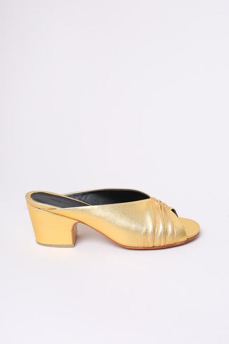 Rachel Comey Slither Heel - Gold