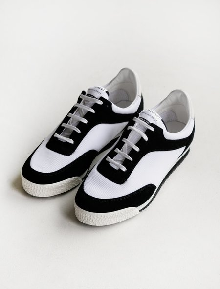 Comme des Garçons Shirt Spalwart Pitch Low Sneakers - Black