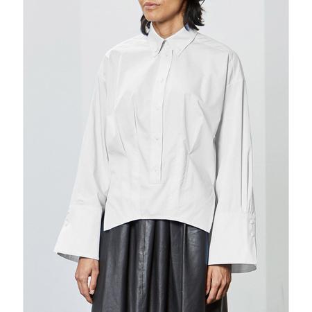 Rachel Comey Ambit Shirt - White Poplin