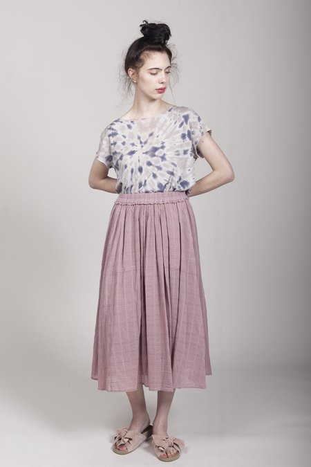 Raquel Allegra Full Skirt - Mauve