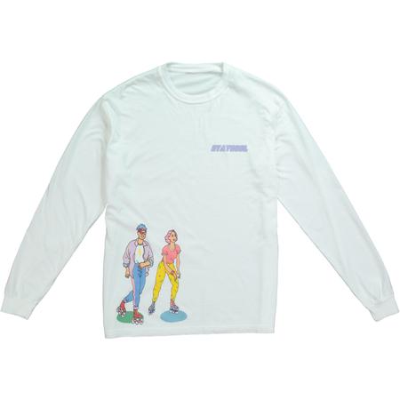 Unisex Staycoolnyc Rollerblade T-Shirt