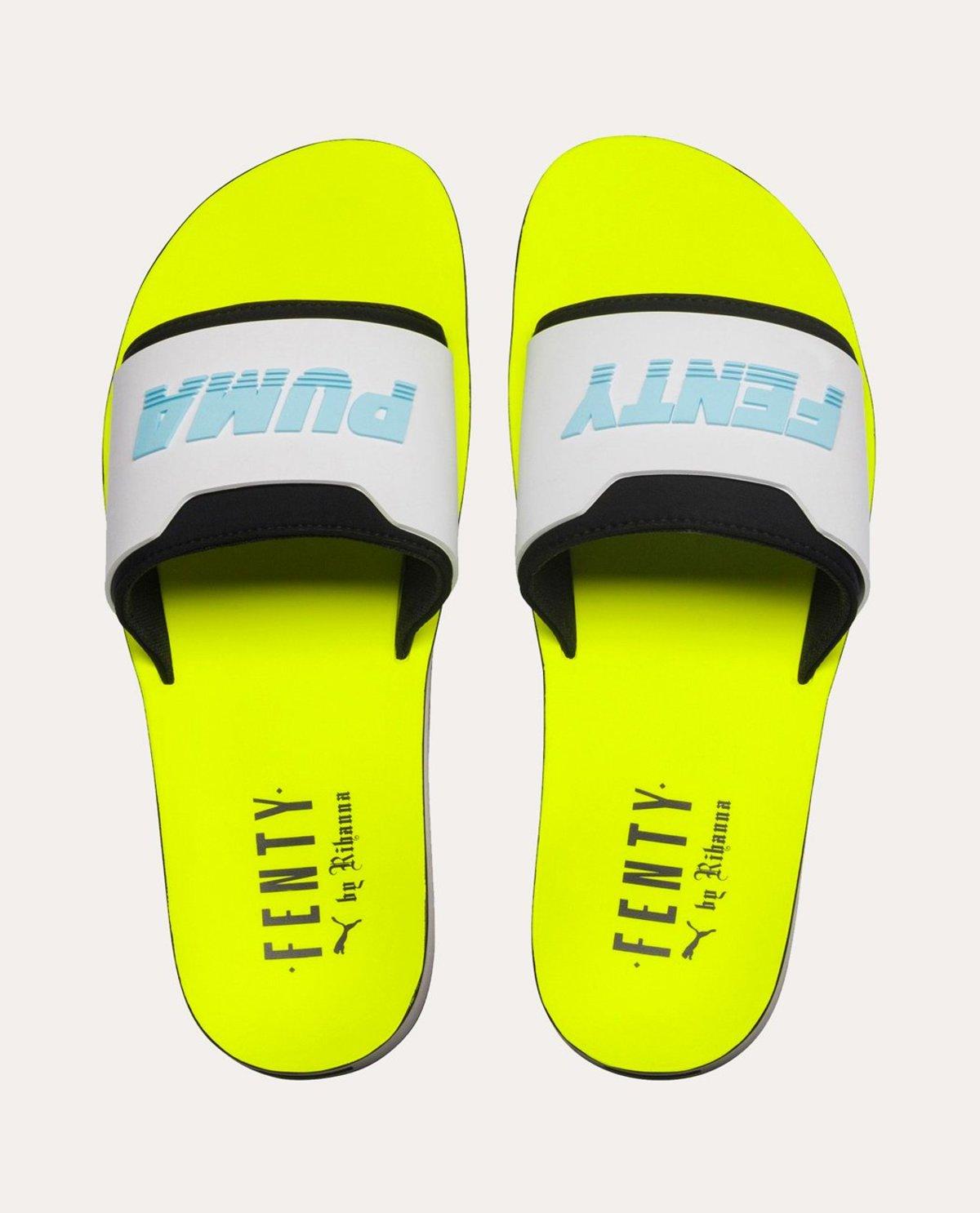 fenty neon slides off 62% - www