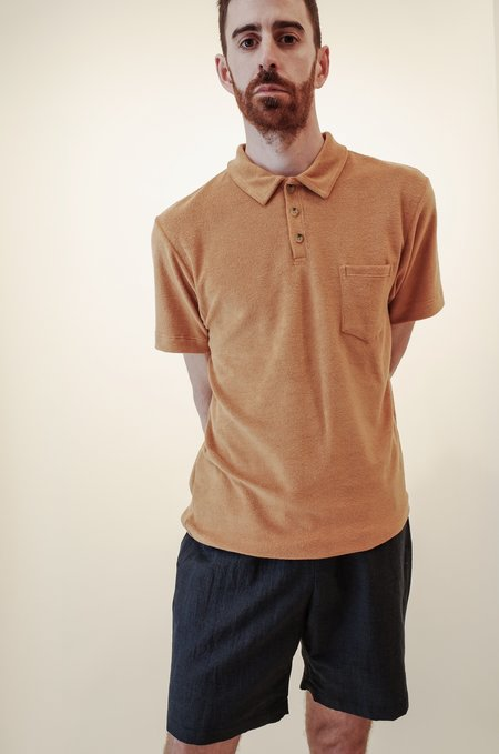 Howlin by Morrison Mr. Fantasy Polo Shirt - Bronze