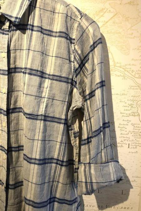 Birds Of Paradis Grace Classic Shirt - Plaid