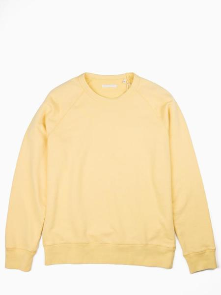 Our Legacy 50's Great Sweatshirt - Sun Yellow