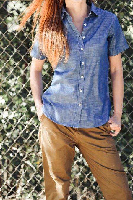 Tradlands 105 Shirt - Vintage Denim