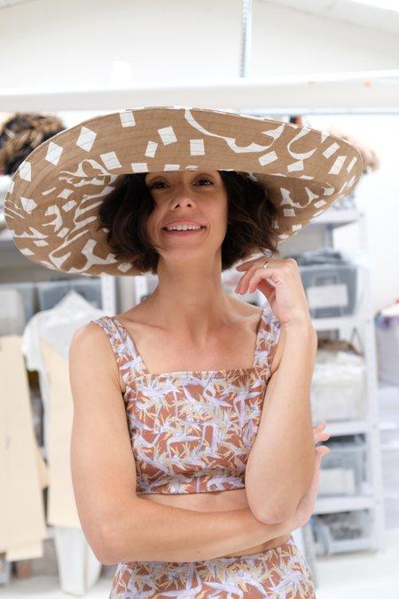 Beklina Voluminoso Hat - Mexican Divorce