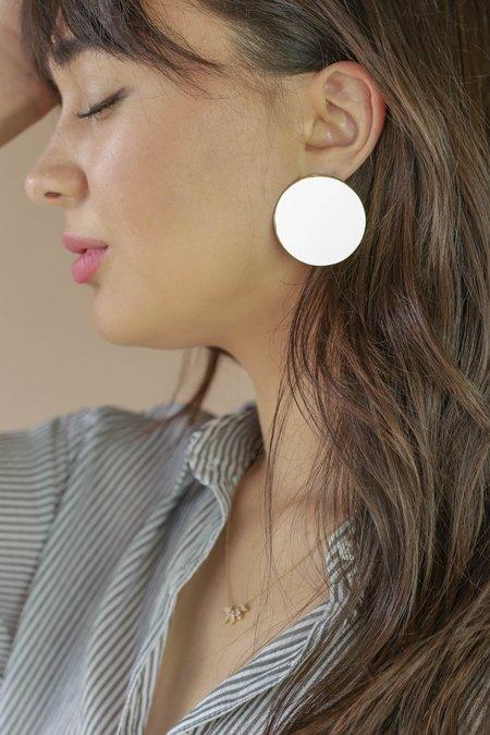 Jennybird Ariel Earrings - 14K Gold