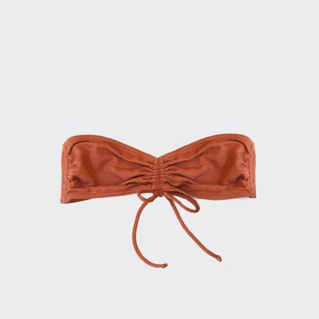 Prism Fortaleza Bikini Top - Autumn Stripe