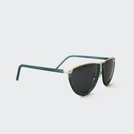 Prism Cape Town Sunglasses - Dark Green