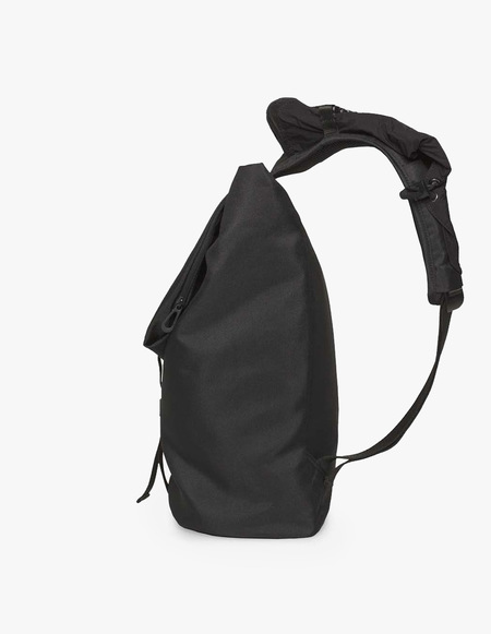Côte & Ciel Tigris ECO YARN Backpack - BLACK
