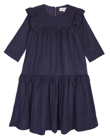 LF Markey Carter Dress - Navy