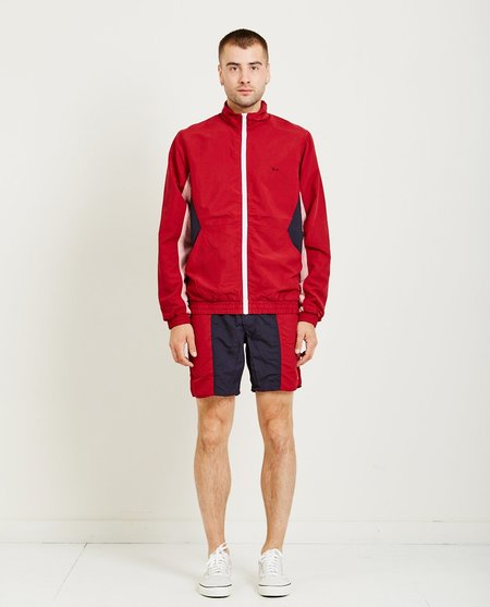 Barney Cools B. QUICK TRACK JACKET - RED SPORT