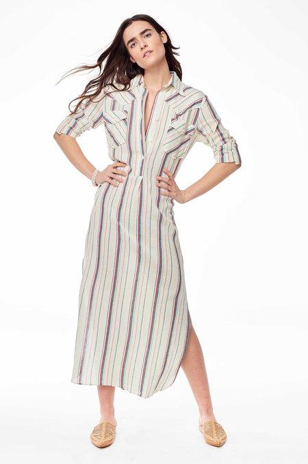 Antik Batik Antonio Dress - Multi