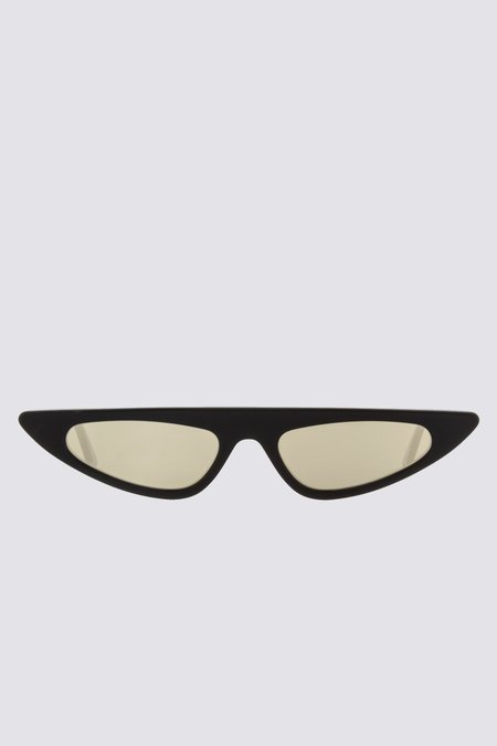 Andy Wolf Acetate Florence Sunglasses - Black