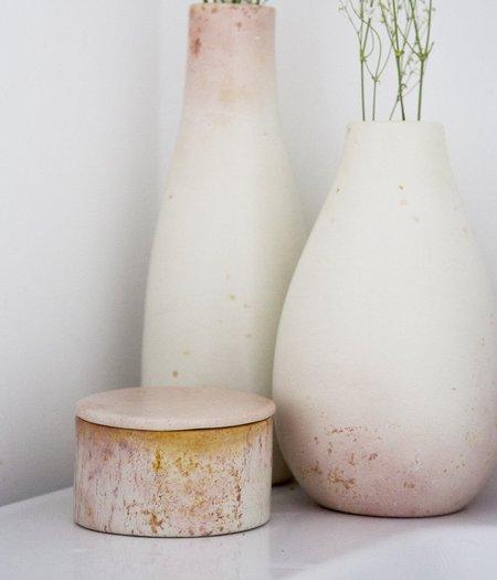 Rose & Fitzgerald Soapstone Decorative Box