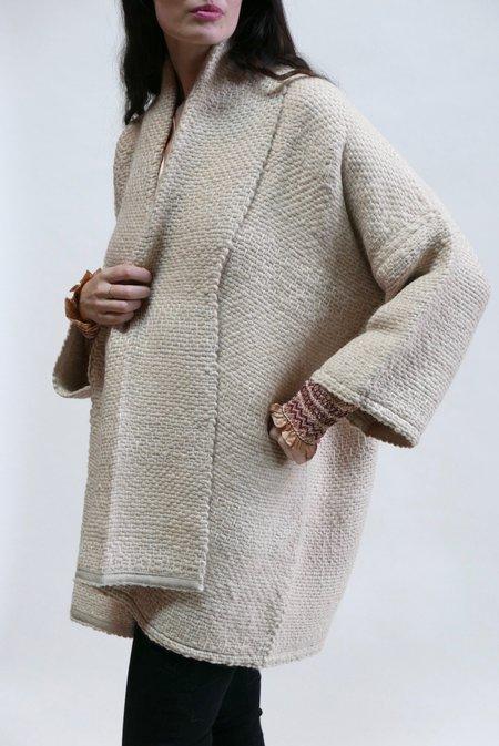 Atelier Delphine Haori Coat - Beige