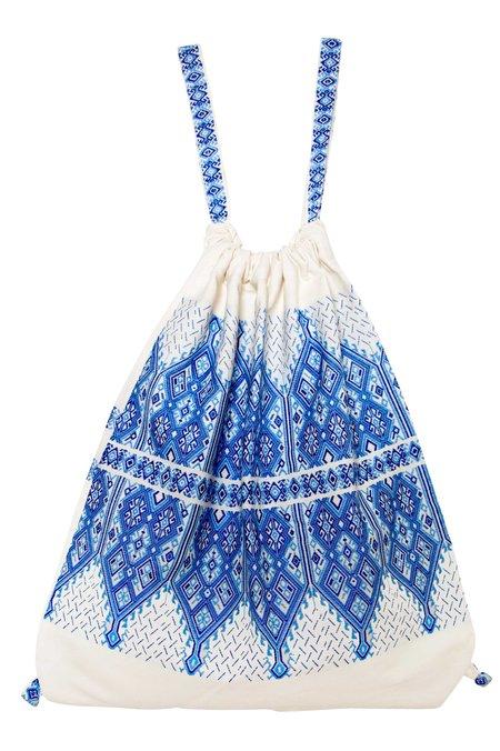 Elina Lebessi Torvas Bag - Plaka Light Blue