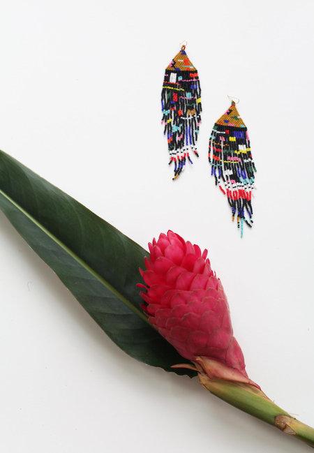 Salihah Moore Boucherouite Earrings