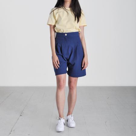 Ilana Kohn Boyd Shorts - Royal
