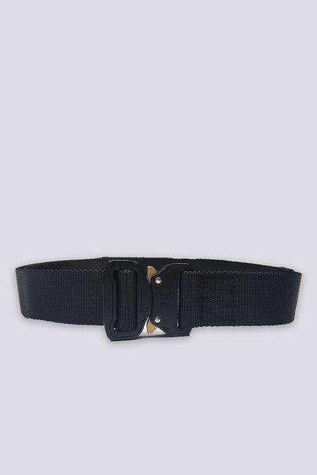 Unisex Assembly New York Safety Harness Belt - Black