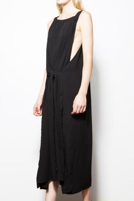 H. Fredriksson Ino Dress - Black
