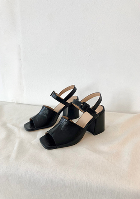 ABOUT ARIANNE RITA sandal - BLACK