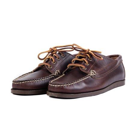 BlackBlue Oak Street Bootmakers Trail Oxford - Brown Chromexcel