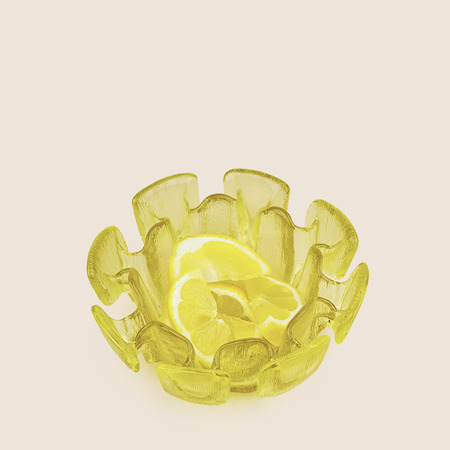 Vintage The Tabu Shop Sunshine Garnish Bowl