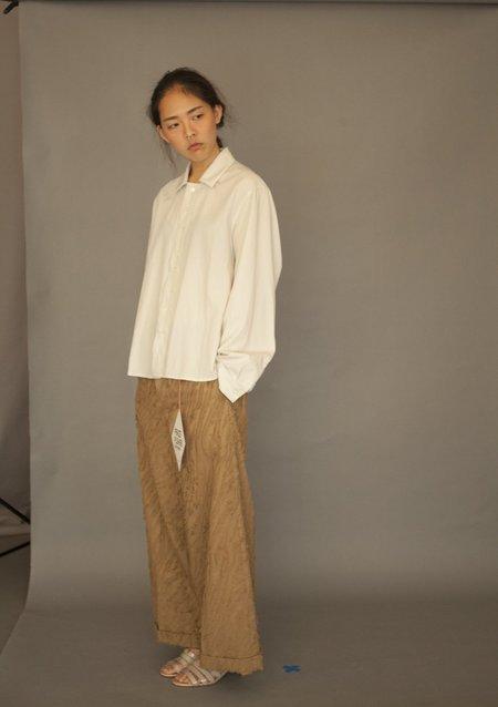 Edwina Hoerl Shirt - Ivory