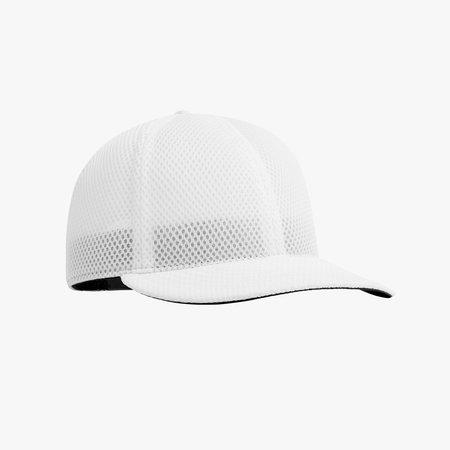 Unisex Normal Objects N-C Open Mesh - White