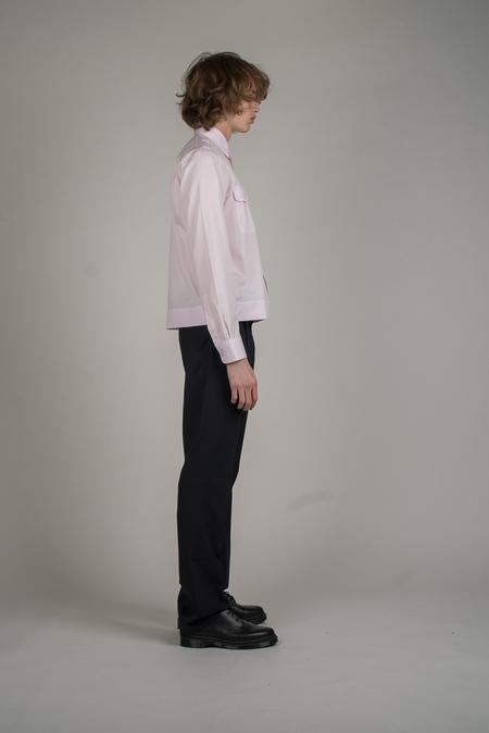 Dries Van Noten Columbo Shirt Jacket - Pink