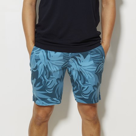 Onia Calder 7.5 Swim Shorts - Blue Floral