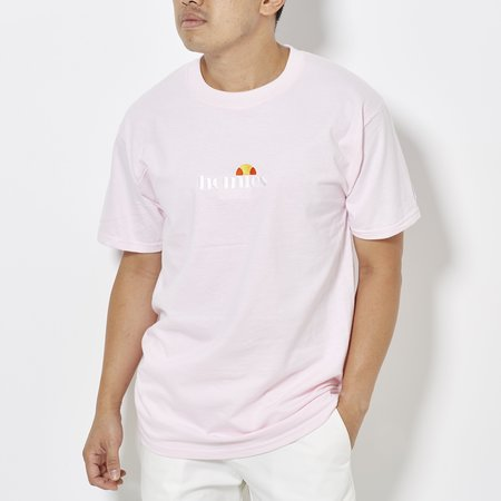 For the Homies Homies Italia Tee - Pink