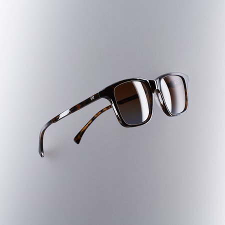 AM Eyewear Jackson - Blue Old Tort