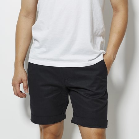 Footage Newport Slim Shorts - Noir
