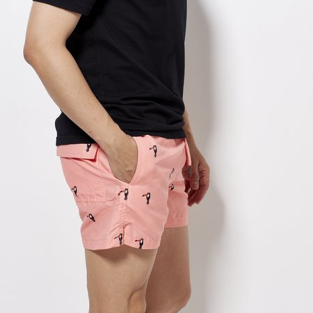 NIKBEN Swim Shorts - Toucan