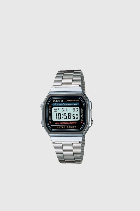 Casio A168WA - 1W Watch