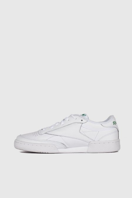 Reebok Club C 85 Archive Sneakers - White/Glen Green/Excellent Red