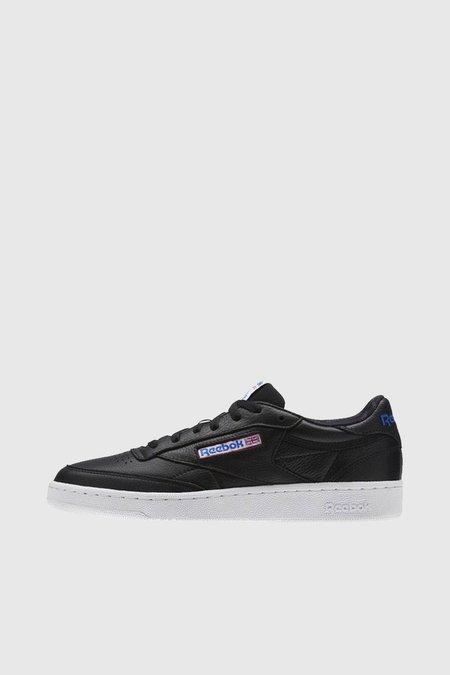 Reebok Club C 85 SO Sneakers - Black / White / Vital Blue