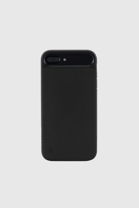 Incase Icon II Case for iPhone 7 Plus - Black Pebbled Leather