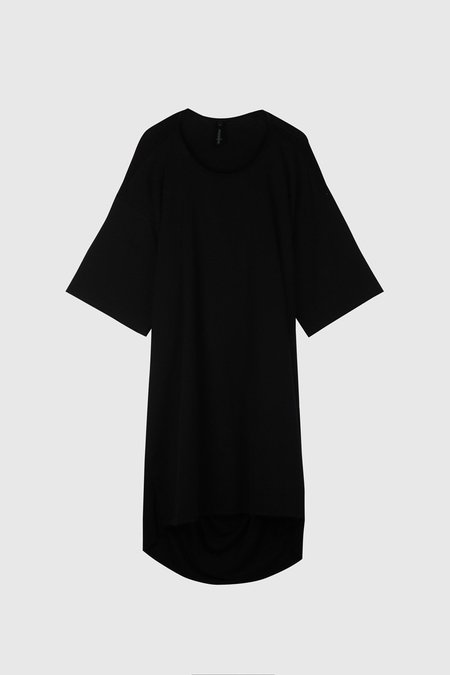Maaike Opaque Dress - Black